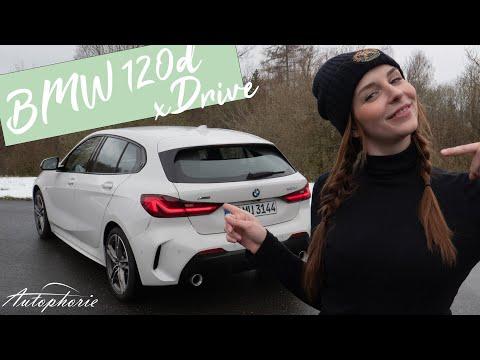 2021 BMW 120d xDrive (F40) M Sport Test: sportlich dynamischer Diesel? [4K] - Autophorie