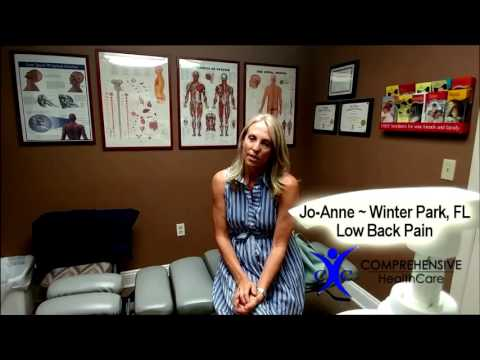 Jo-Anne - Low Back Pain