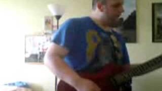 Pixes Alec Eiffel Electric Guitar Cover