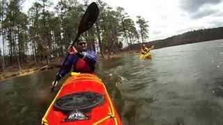 Boat Selection: Touring Kayaks