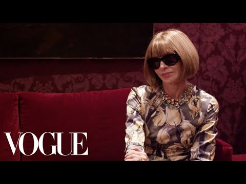 Anna Wintour Reflects on Milan Fashion Week Spring 2018 | Vogue