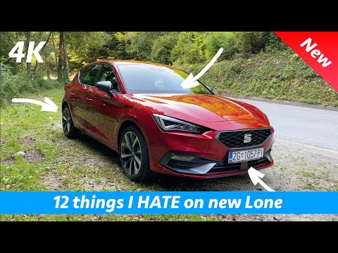 New Seat Leon - 12 things I dislike that should be better & standard!
