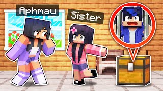 Helping Your LITTLE SISTER In Minecraft!