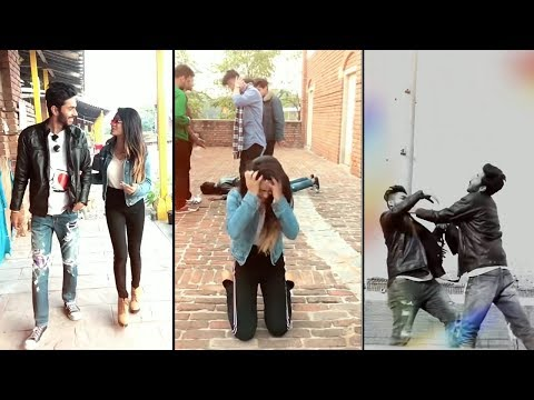 Yeh Zindagi kisi ko kabhi daga Na De - heart touching love story - best prank trending video
