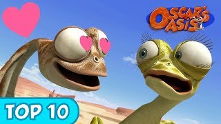Oscar's Oasis - TOP 10 Best LOVE Moments COMPILATION [ 25 MINUTES ]