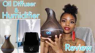 Keep way Viruses during pandemic?  Everlasting comfort Humidifier & Oil diffuser review/Unboxing