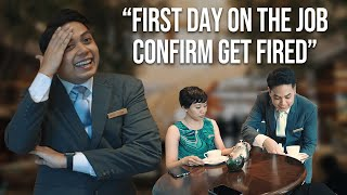 Can Dew Pass Off As A 5-Star Hotel Staff? | Real Talk Extras