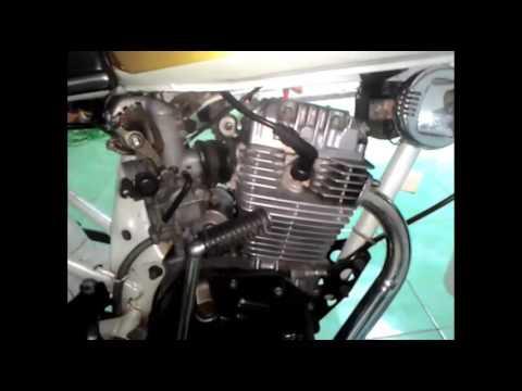 Video Modif Honda GL jadi CB Classic