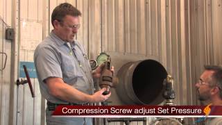 Steam Relief Valve Testing - Boiling Point