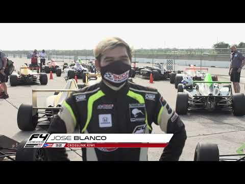 Blanco Breaks Track Record at Sebring