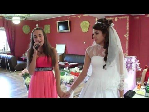 Поздравление сестре на свадьбу от сестры_трогательно до слез!