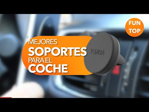 TOP 5 - 🔥 AMAZON Soporte Móvil COCHE 🔥(2019)