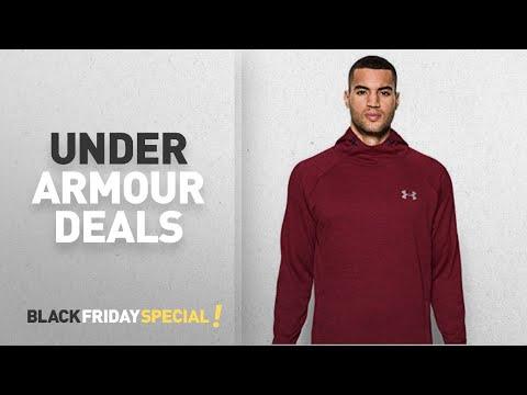 Top Black Friday Under Armour Men's Deals: Under Armour Men's Tech Terry Hoodie