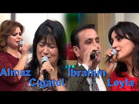 Dördlükdən möhtəşəm ifa – Şairə Cığatel, Leyla, Almaz Orucova və İbrahim