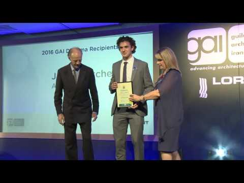 GAI Education Awards 2016