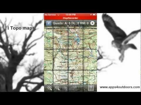I Topo Maps – App review