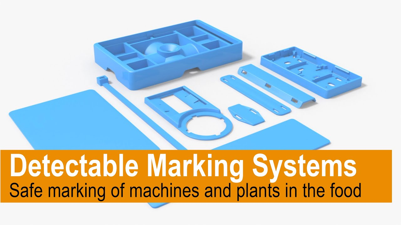 Detectable Marking Systems