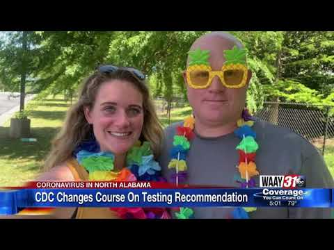 CDC Changes Testing Recommendations Again