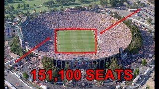 Top 10 BIGGEST Football Stadiums In The World