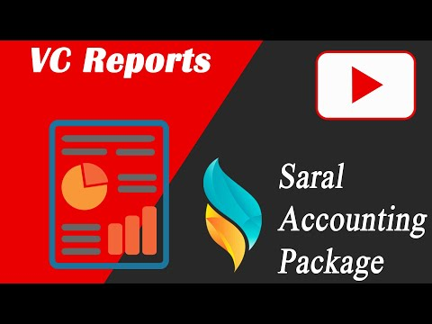 VC Reports | Depositor List | Loan Party List | Saral Accounting Package