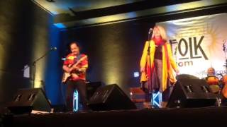 Steeleye Span performing Bedlam Boys @ Costa Del Folk, Spain 2015