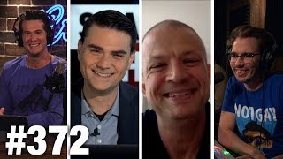 #372 A VERY NOTGAYJARED FAREWELL! Ben Shapiro and Jim Norton | Louder With Crowder