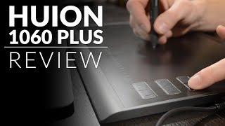 Huion 1060 Plus Grafiktablet Review - Wacom Killer?