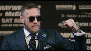CONOR MCGREGOR BEST AND FUNNIEST MOMENTS TRASH TALK INSULTS NEW 2012 2018