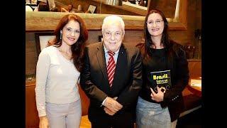 Editora Anjo realiza Lançamento do escritor José Carlos Gutierrez no dia mundial do Livro - Editora