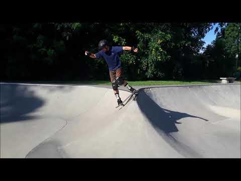 Zero Gravity, Mound MN, Skate park Tour