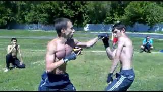 Любительский бой
