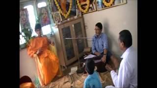 Guru Purnima 2014  Chidananda Natika /Act By Om Vir Hiren Rathod