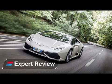 Lamborghini Huracan expert car review
