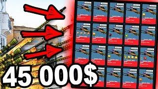 КРАЖА 50 000$ ИНВЕНТАРЯ В КС ГО! САМЫЙ БОЛЬШОЙ СКАМ СКИНОВ В CS:GO + БОЛЬШОЕ РАССЛЕДОВАНИЕ!