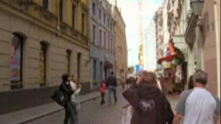 Strolling Around Riga