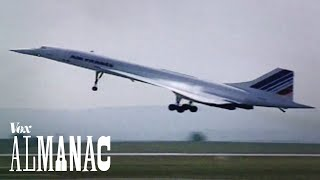 This plane could cross the Atlantic in 3.5 hours. Why did it fail? | Kholo.pk