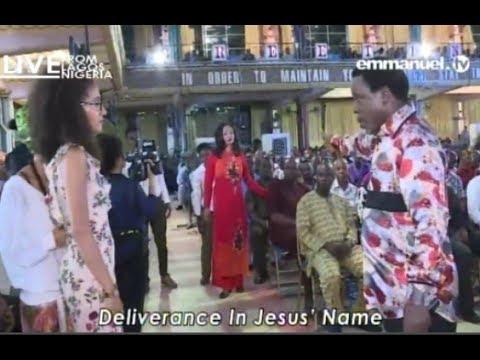 Download Scoan 10 07 16 Prophecy Deliverance With Prophet Tb Joshua