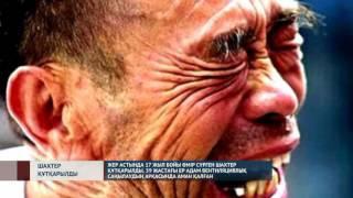 Жер астында 17 жыл бойы өмір сүрген шахтер құтқарылды