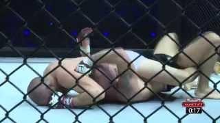 LUKA STREZOSKI vs Ricardo van Veelen - HIGHLIGHT - Serbian Battle Championship 2 (SBC 2)