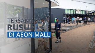 Terbukti Rusak Fasilitas AEON Mall Jakarta Garden City, 8 Warga Cakung Ditetapkan Jadi Tersangka