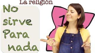 La religión no sirve para nada. Devocional para niños. Discípulos de Jesús. Amy & Andy