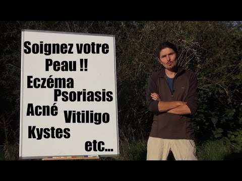 La solution salicylique de leczéma