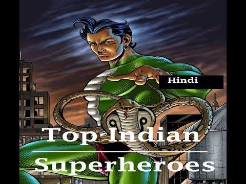 Most Powerful Indian Superheroes | Favourite Superheroes in India Explained in Hindi