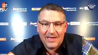 "Gary Anderson: ""The hunger's not been there but once I turn up I want to play and win"""