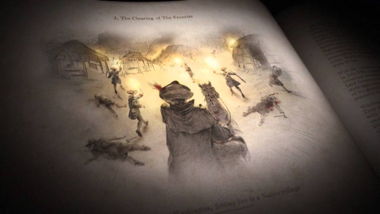 Assassin's Creed III DLC Gives Connor And George Washington Alternate Histories