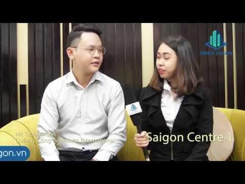 Review khách hàng thuê văn phòng Q1 cao ốc Saigon Centre Tower