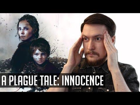 МЕРЗКОЕ ВЕЛИКОЛЕПИЕ. Обзор A Plague Tale: Innocence