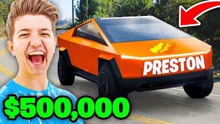 6 MOST EXPENSIVE YouTubers Cars! (Preston, DanTDM, MrBeast, Jelly, Morgz)