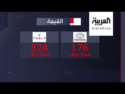 العرب اليوم - شاهد: من يفوز.. تويوتا أم تسلا؟