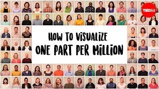 「100万分の1」のイメージをつかもう―キム・プレショフ+TED-Edコミュニティ
